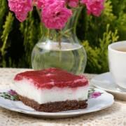 Ciasto jogurtowo-czekoladowe