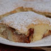 Ciasto z jabłkami II