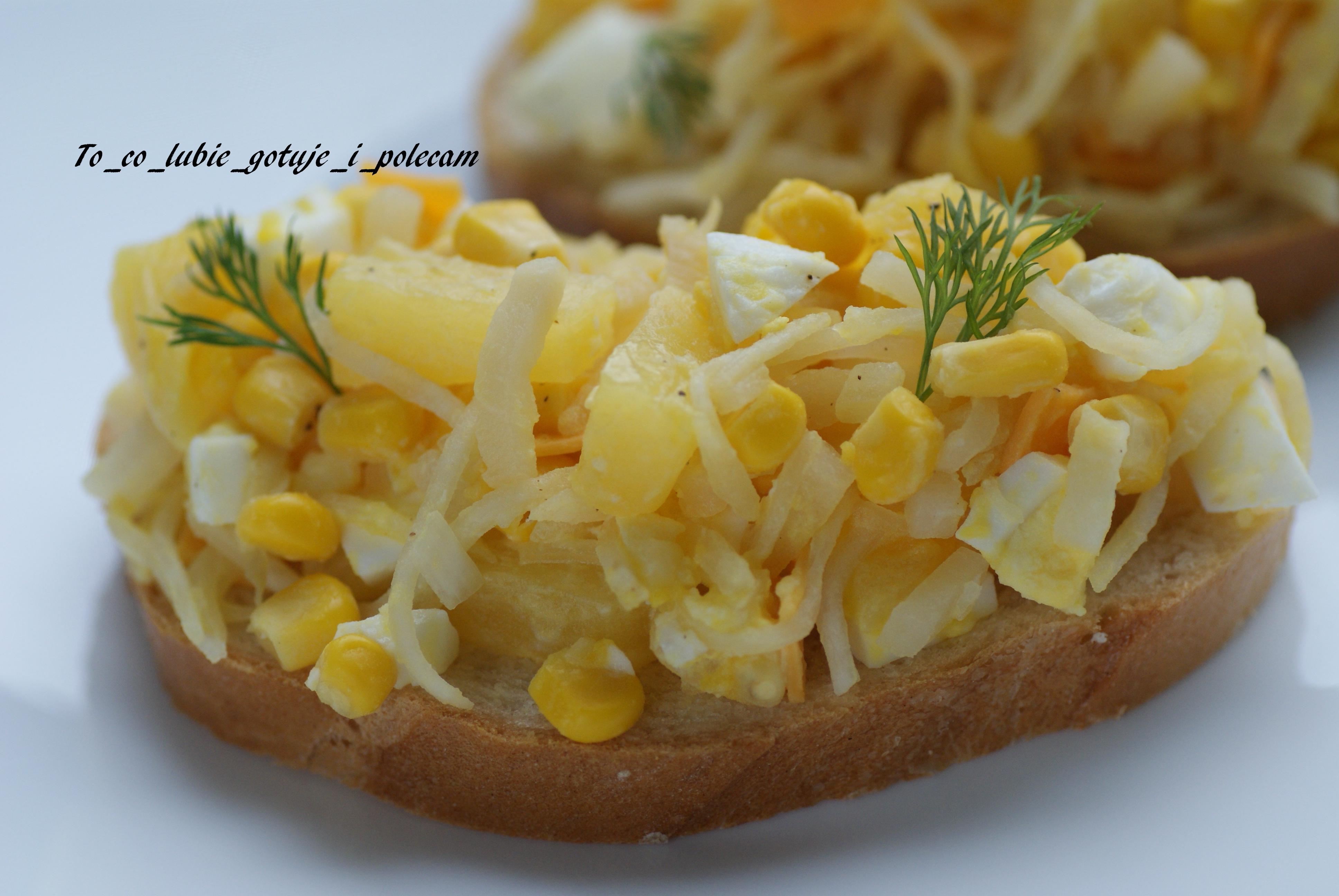 Salatka Z Selerem I Ananasem To Co Lubie Gotuje