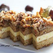 Ciasto orzechowe (orzechowiec)