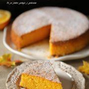 Ciasto marchewkowe Camilla.