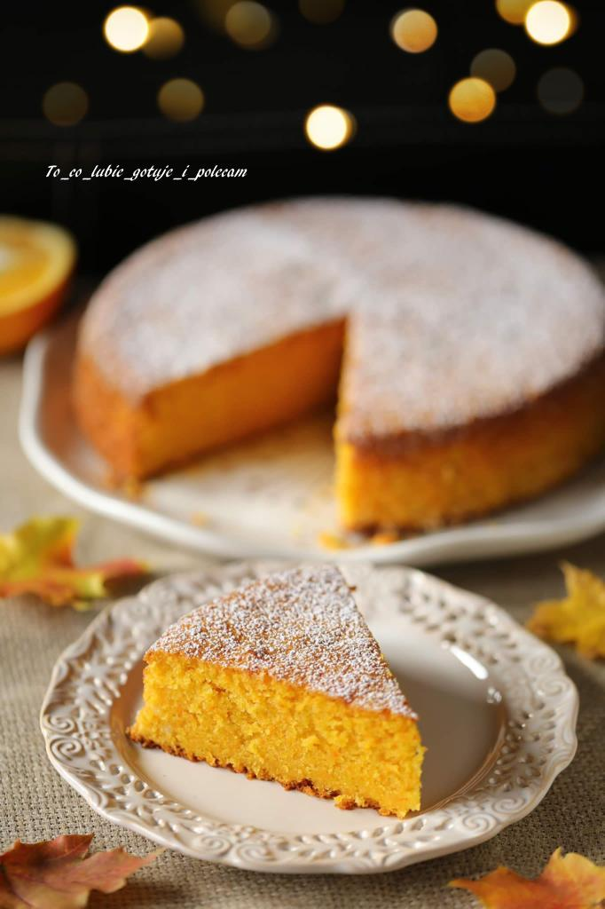 Ciasto marchewkowe Camilla To co lubie gotuje i polecam